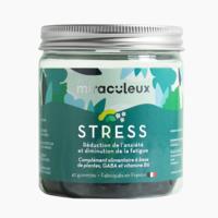 Les Miraculeux Gummies Stress Gommes B/42 à BORDEAUX