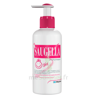 Saugella Girl Savon Liquide Hygiène Intime Fl Pompe/200ml à BORDEAUX