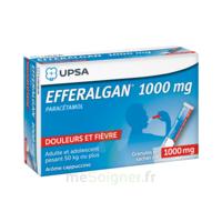 Efferalgan 1g Cappuccino Granules 8 Sachets à BORDEAUX