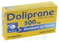 Doliprane 500 Mg Comprimés 2plq/8 (16) à BORDEAUX