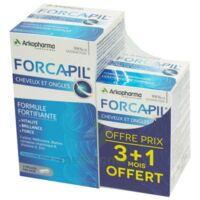Forcapil Gélules Croissance Vitalité Cheveux Ongles B/180+60 à BORDEAUX