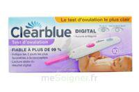 Test D'ovulation Digital Clearblue X 10 à BORDEAUX