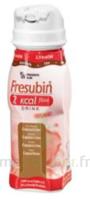 Fresubin 2kcal Fibre Drink Nutriment Cappuccino 4bouteilles/200ml à BORDEAUX