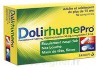Dolirhumepro Cpr Plq/16 à BORDEAUX