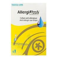 Allergiflash 0,05 %, Collyre En Solution En Récipient Unidose à BORDEAUX