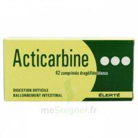 Acticarbine Comprimé Enrobé B/42 à BORDEAUX