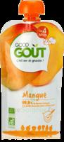 Good Goût Alimentation Infantile Mangue Gourde/120g à BORDEAUX
