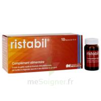 Ristabil Anti-fatigue Reconstituant Naturel B/10 à BORDEAUX