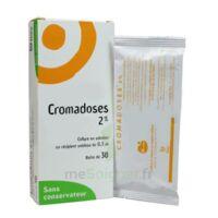 Cromadoses 2 Pour Cent, Collyre En Solution En Récipient Unidose à BORDEAUX
