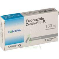 Econazole Zentiva Lp 150 Mg, Ovule à Libération Prolongée à BORDEAUX