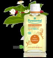 Puressentiel Articulations & Muscles Huile De Massage Bio** Effort Musculaire - Arnica - Gaulthérie - 100 Ml à BORDEAUX