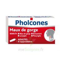 Pholcones Bismuth Adultes, Suppositoire à BORDEAUX