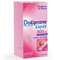 Dolipraneliquiz 300 Mg Suspension Buvable En Sachet Sans Sucre édulcorée Au Maltitol Liquide Et Au Sorbitol B/12 à BORDEAUX