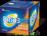 Bion 3 Energie Continue Comprimés B/30 à BORDEAUX