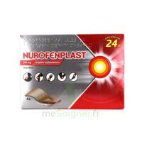 Nurofenplast 200 Mg Emplâtres Médicamenteux 4 Sachets à BORDEAUX