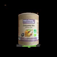 Nat&form Eco Responsable Curcuma Madras Bio Gélules B/90 à BORDEAUX