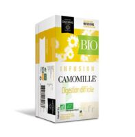 Dayang Camomille Bio 20 Infusettes à BORDEAUX