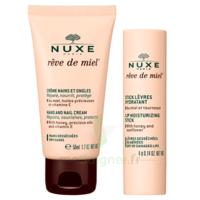 Rêve De Miel Crème Mains Et Ongles + Stick Lèvres Hydratant à BORDEAUX