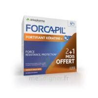 Forcapil Fortifiant + Kératine Gélules B/180 à BORDEAUX