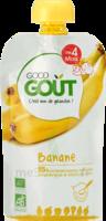 Good Goût Alimentation Infantile Banane Gourde/120g à BORDEAUX
