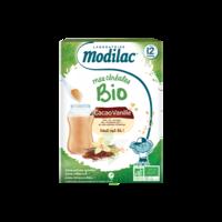 Modilac Céréales Farine Cacao Vanille Dès 12 Mois B/250g à BORDEAUX