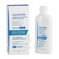 Ducray Squanorm Shampooing Pellicule Grasse 200ml à BORDEAUX