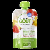Good Goût Alimentation Infantile Brassé Avoine Fraise Banane Gourde/90g à BORDEAUX
