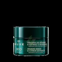 Nuxe Bio Masque Détoxifiant Eclat 50ml à BORDEAUX